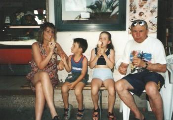 Itálie 2002 zmrzlina