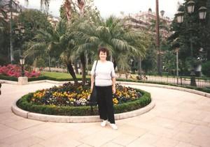 Monako-já ve městě
