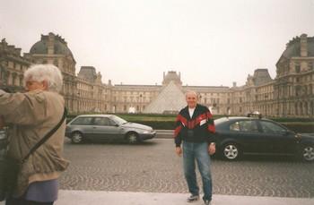Francie Louvre