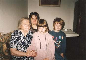 Teta 90 a děti