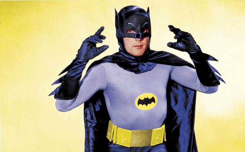 Výsledek obrázku pro batman adam west