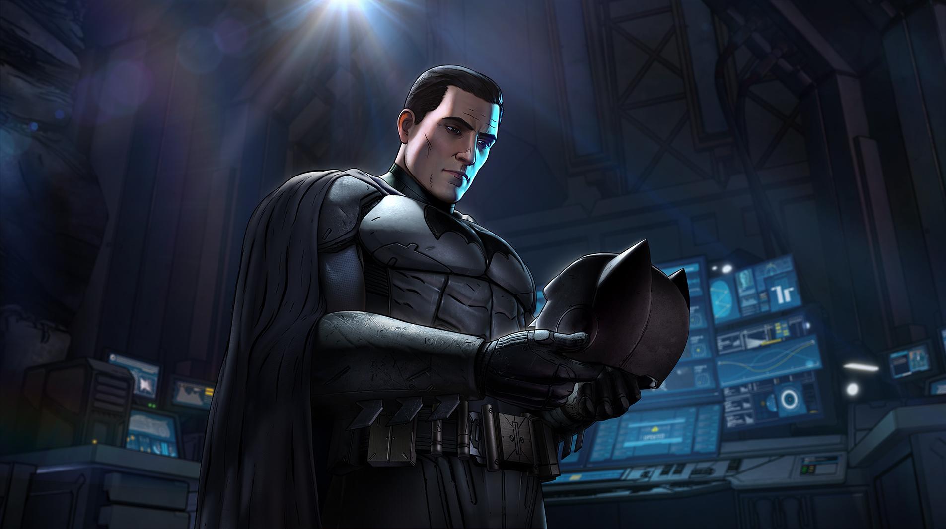 Výsledek obrázku pro batman telltale games
