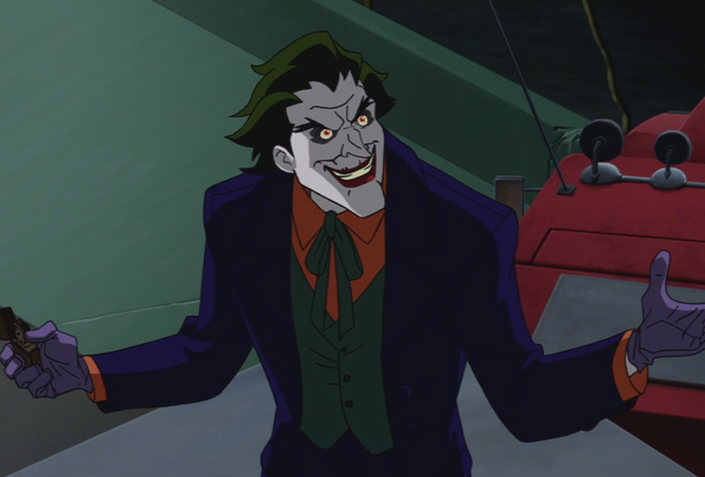 Výsledek obrázku pro joker john dimaggio