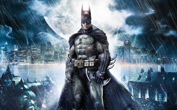 Výsledek obrázku pro batman arkham city