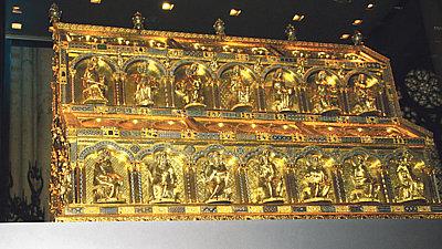 Relikviář Tří králů v katedrále