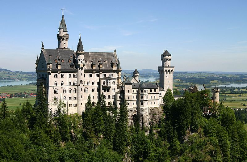 Soubor:Castle Neuschwanstein.jpg