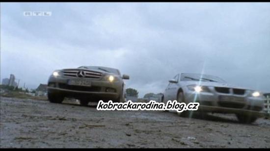 BMW a Mercedes