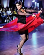 Na Slovensko sa vrátila len pre Let´s Dance.